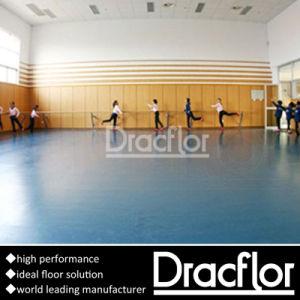 Dancing Room Vinyl Flooring for Ballet pictures & photos