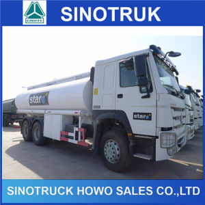 Oil Tanker Truck, 336HP HOWO 6X4 Fuel Trucks on Sale pictures & photos