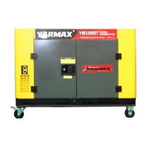 Portable Water Cooled Diesel Generator pictures & photos