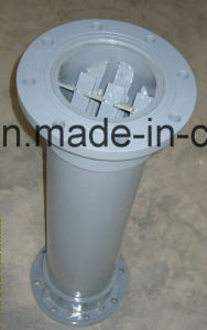 Chemical Liquid with Suspended Solids Static Mixer/ Inline Pipe Mixer pictures & photos