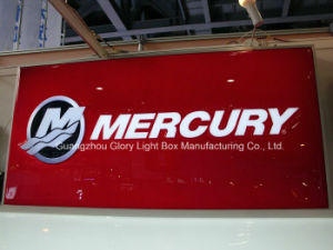 Customize Logo High Quality Thermoforming Light Box pictures & photos