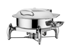 Stainless Steel Buffet Stove (RB2304)