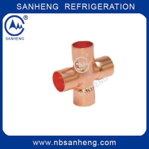 Cross Copper Fittings Cross Cxcxcxc pictures & photos