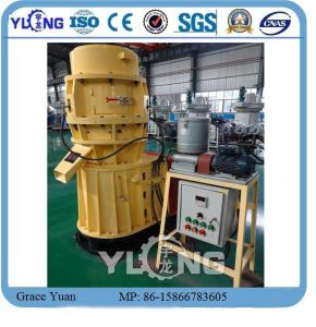 Skj2-300 Small Grass Pelleting Machine pictures & photos