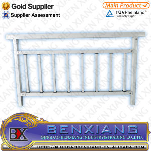 Small Steel Fence Large Metal Fence Power Coating Window Grills Window Fence Garden Fence Wrought Iron Fence pictures & photos