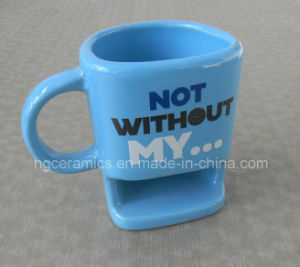Cookie Mug, Promotional Cookie Mug, Cookie Coffee Mug pictures & photos