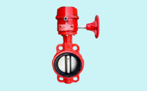 a Type Fighting Signal Butterfly Valve