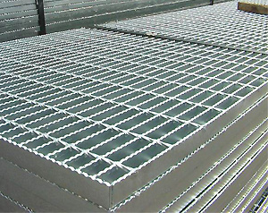 Steel Wire Mesh Grating / Closed Bar Steel Grating pictures & photos