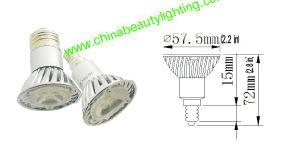 LED Bulb Light E27 LED Spot Light pictures & photos
