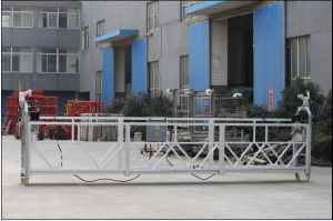 ZLP1000 Suspended Platform Steel Painted, Galvanized or Aluminum pictures & photos
