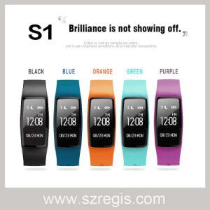 Exercise Sleep Heart Rate Monitoring Waterproof Smart Bracelet pictures & photos