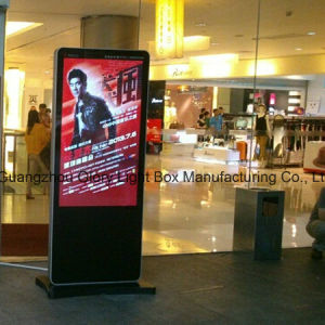 "65"" Floor Type Digital LED Advertising Display pictures & photos"