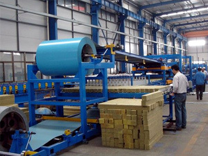 Composite Panel Production Line