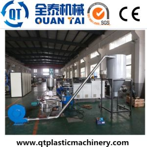 Sj100 Plastic Granulator with Side Feeder for PE, PP Films pictures & photos