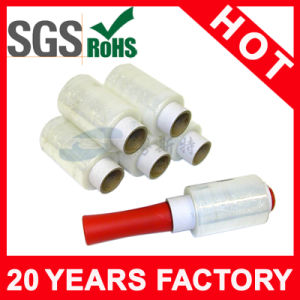 Mini Stretch Wrap Film with Plastic Handle (YST-PW-077) pictures & photos