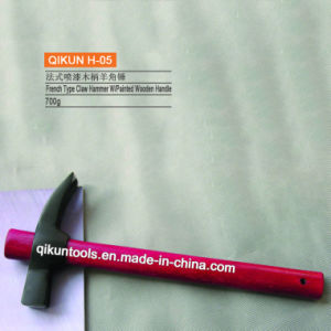 H-10 Steel Handle One Piece Incorporated Roofing Hammer pictures & photos