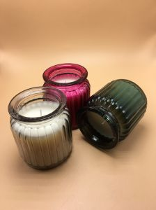 Scented Candle in Glass Jar for Home Decoration pictures & photos