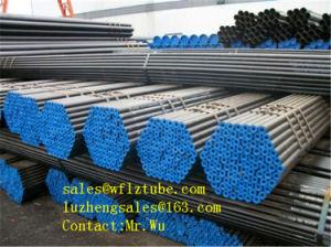Low Carbon Pipe, Low Carbon Tube, Carbon Tube ASTM A179 pictures & photos