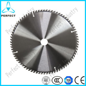 Low Noise Tct Circular Saw Blade for Cutting Acrylic pictures & photos