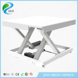 (Jn-Ld09e Electric Ergonomic Stand up Desk Adjustable Sit Stand Desk pictures & photos