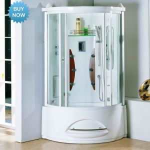 Monalisa Portable Acrylic Bathtub Steam Shower (M-8209) pictures & photos