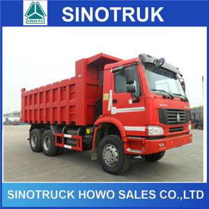 Competitive Heavy Duty 10 Wheeler Rock Tipper for Sale pictures & photos