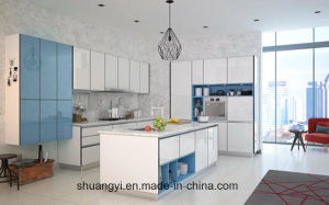 Best Sale New Design High Quality Cheap Wooden Kitchen Cabinets pictures & photos