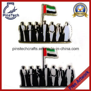 Arab Leaders Pin, Pins with Magnet Button pictures & photos