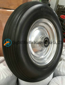 16*4.80/4.00-8 PU Foam Wheel Wheelbarrow Trolley Wheel Flat Free Tire pictures & photos