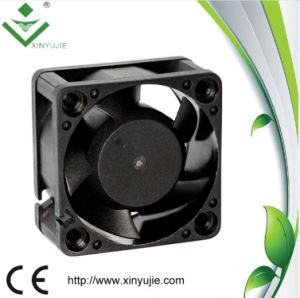 4020 DC Axial Fan 5V 12V 24V DC Brushless Cooling Fan 40X0X20mm pictures & photos