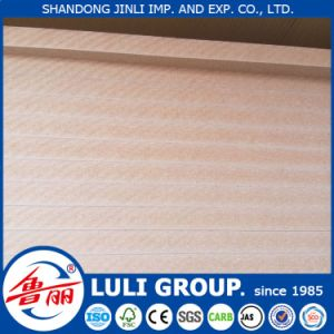 2017 Cheap Price and Good Quality Veneered Faced MDF for Furniture pictures & photos