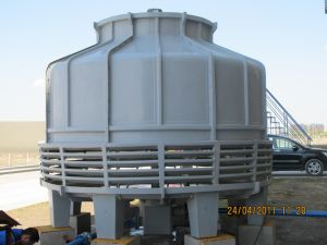 Cooling Tower for Chocolate Coating Machinery pictures & photos