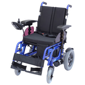 Foldable Electric Power Wheelchairs (EPW61) pictures & photos