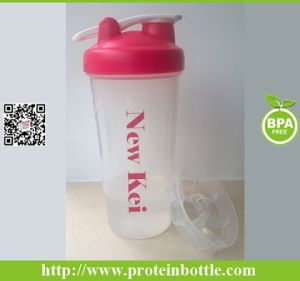 Hotest Nutrition Protein Shaker Bottle pictures & photos