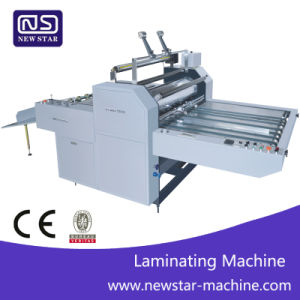 Hotest Siamese Semi-Automatic Laminating Machine pictures & photos