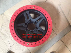 Alloy Bead Lock Wheel Rim Size 17X9 pictures & photos