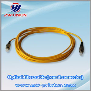 Optical Fiber Cable (round connector) for Infiniti Chllenger Printer