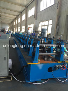High Accuracy and High Speed Rain Gutter Roll Forming Machine for Long Life Warranty pictures & photos