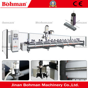 Full Automatic Aluminum Door and Window Corner Machine pictures & photos