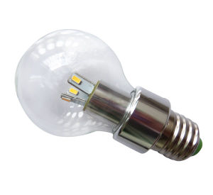 New 360degree Dimmable E27 G60 8 5630 SMD LED Bulb Lighting Lampen pictures & photos