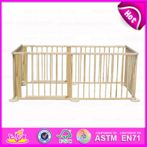 2015 Smart Square Wooden Baby Playpen, Baby Product Square Baby Playpen, Best Seller Wooden Baby Fence, Baby Square Playpen W08h007 pictures & photos