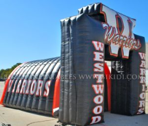 Inflatable Sports Entry Tunnel (B7002) pictures & photos