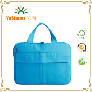 Portable One Shoulder Custom 13 Inch Polyester Waterproof Laptop Messenger Bag for MacBook PRO pictures & photos
