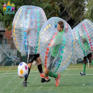 Most Popular Human Sized Inflatable Soccer Bubble Ball pictures & photos