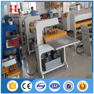 Hydraulic Silk Heat Transfer Printing Machine for Sale pictures & photos