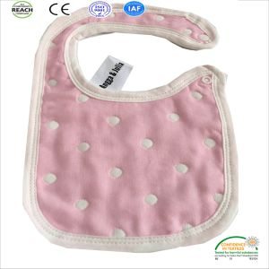 New Design Customizable Baby Cotton Bibs Wholesale pictures & photos