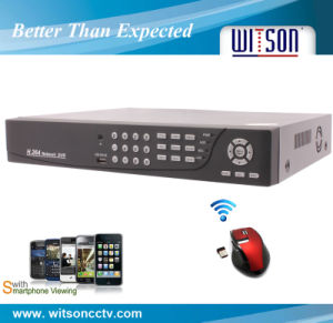 Witson 8 CH 960h HD Security Standalone DVR with HDMI (W3-D3908HT) pictures & photos