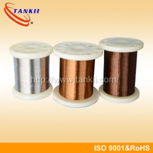 Copper nickel wire CuNi23 Heating cable with Copper nickel wire pictures & photos