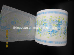 PE Breathable Film Backsheet for Baby Diapers