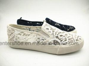 New Autumn Women Canvas Shoes (ET-OW160132W) pictures & photos